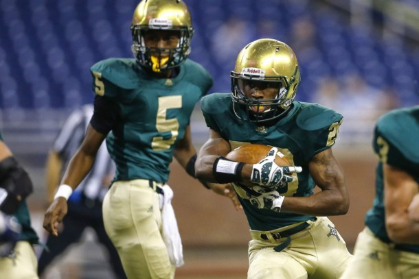 MHSAA Division 8 State Championship: Muskegon Catholic Central Defeats Waterford Our Lady Of The Lakes In Defensive Battle