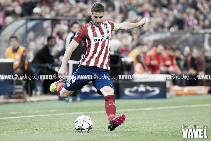 """Capitão do Atlético de Madrid, Gabi afirma: """"Essa equipe voltará à final da Champions"""""""