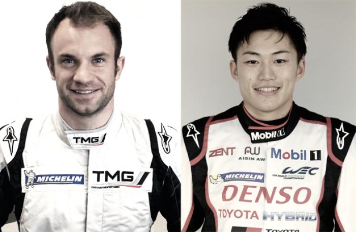 Nicolas Lapierre e Yuji Kunimoto confirmados no terceiro LMP da Toyota para Le Mans
