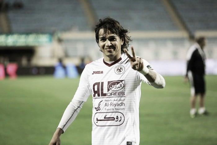 Ex-Fortaleza, meia Rogerinho curte boa fase na Arábia Saudita e mira vaga na Champions da Ásia