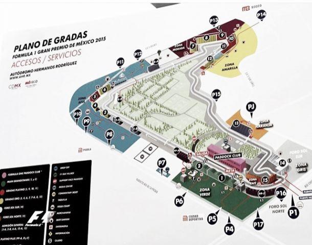 Após 23 anos fora do calendário, GP do México retorna à F1 este fim de semana