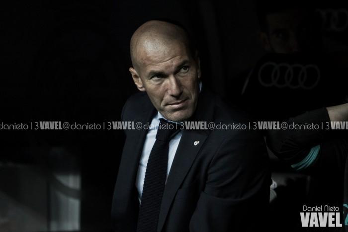 Zidane se declara ao Real Madrid e rechaça treinar o Barcelona
