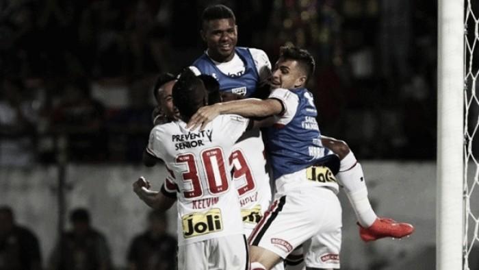 Kelvin destaca vitória são-paulina mas alerta para desempenho ruim no primeiro turno