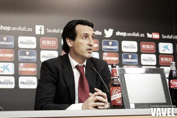 """Emery: """"Tenemos que reconocer que el Espanyol es justo vencedor"""""""