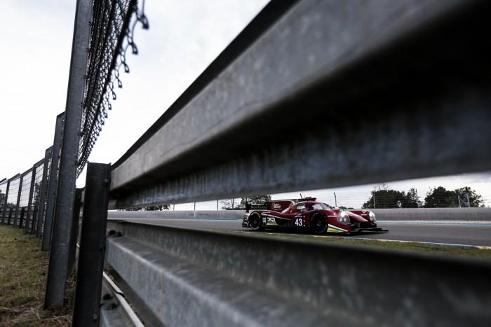 Grid frustra, mas não desanima Bruno Senna para as 24 horas de Le Mans