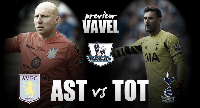Aston Villa - Tottenham Hotspur Preview: Villans now battling for pride