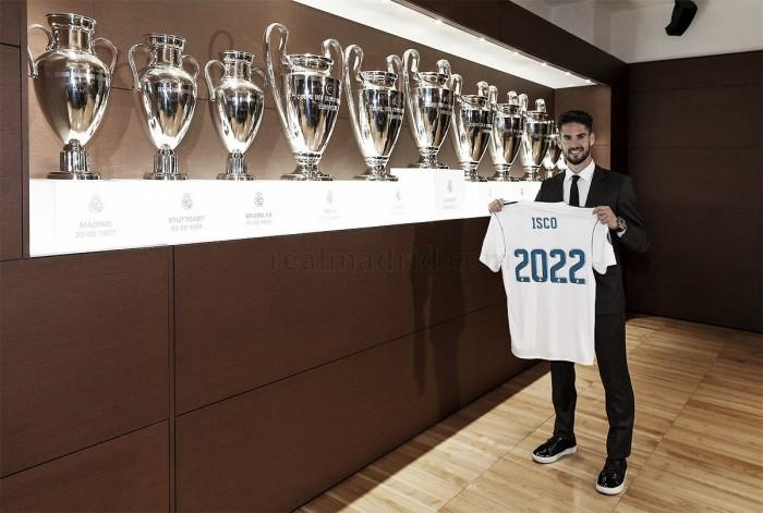 Carvajal mantêm-se no Real Madrid até 2022 — Oficial