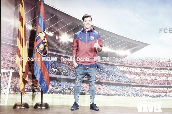 Clube confirma lesão na coxa e Philippe Coutinho desfalca Barcelona por 20 dias