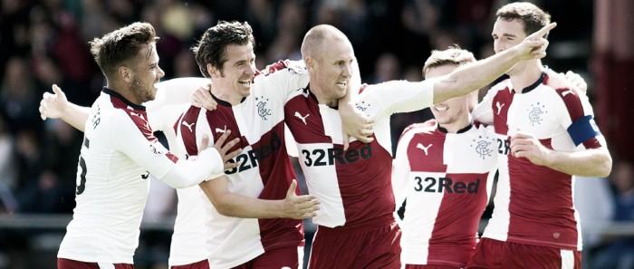 Rangers vence Dundee fora de casa e consegue primeiro triunfo no escocês
