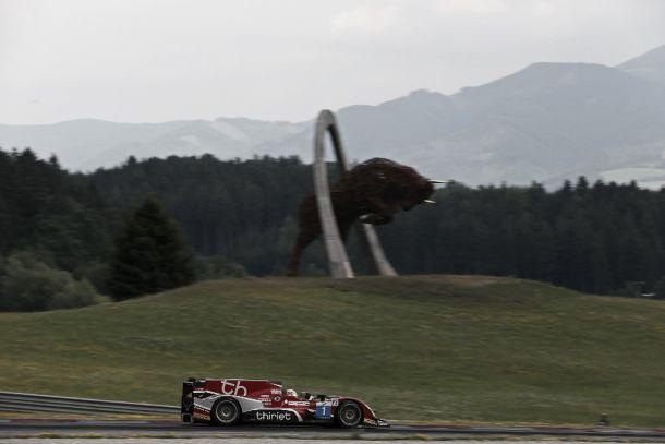 Para a terceira etapa do European Le Mans Series, 36 carros são esperados em Red Bull Ring