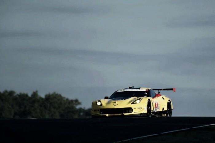Corvette vence na Virgina pelo Weathertech