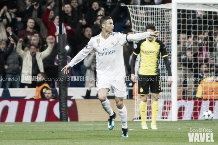 Após fazer história, Cristiano Ronaldo acredita que Real Madrid pode conquistar tri da UCL