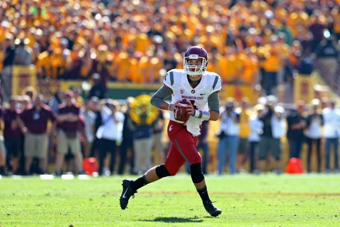 Luke Falk Saved Washington State's Season, And Mike Leach's Job In 2015
