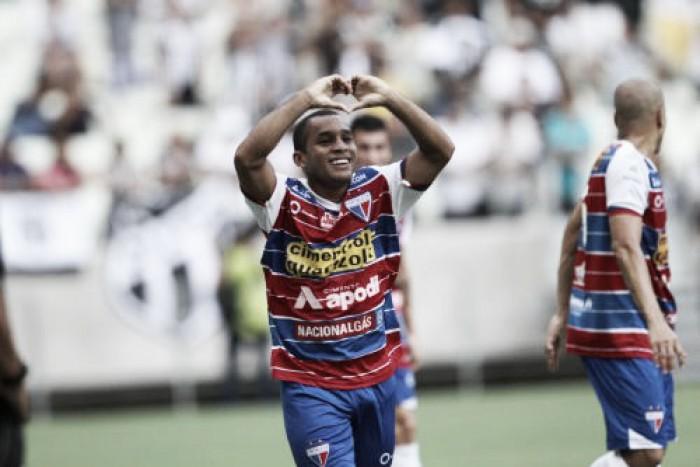 Cria da base, meia Edinho acerta retorno ao Fortaleza após conquistar Série C pelo CSA