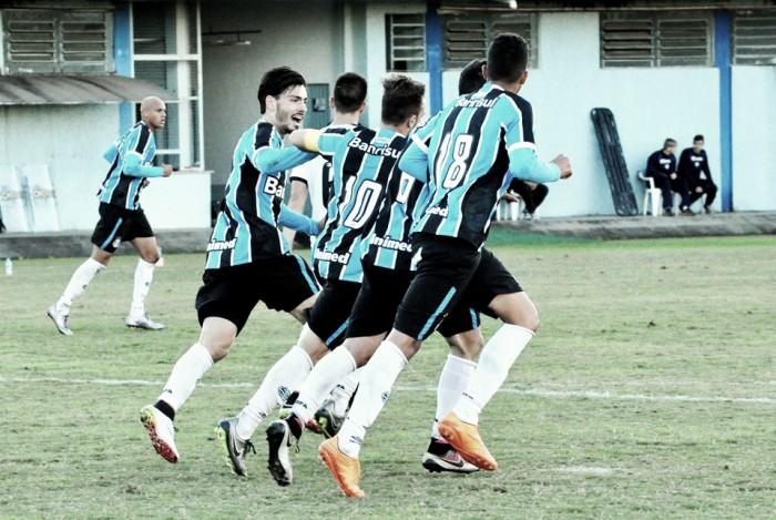 Chineses fazem parceria com Grêmio para 'cultura do futebol' no país