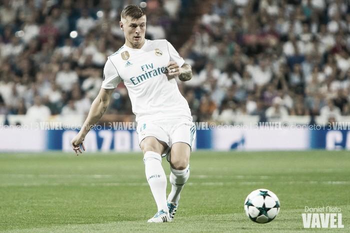 Em alta, Kroos afirma que transferência para Real Madrid foi um acerto na carreira