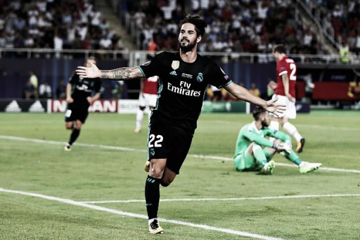 Real Madrid vence United e garante bicampeonato da Supercopa da Uefa