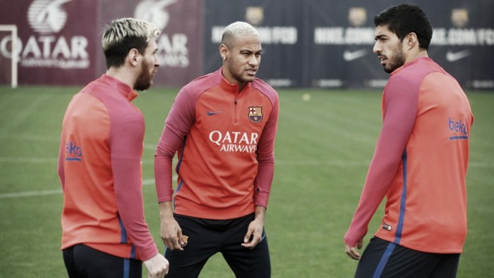 Luis Suárez, Mascherano y Ter Stegen se suman al grupo