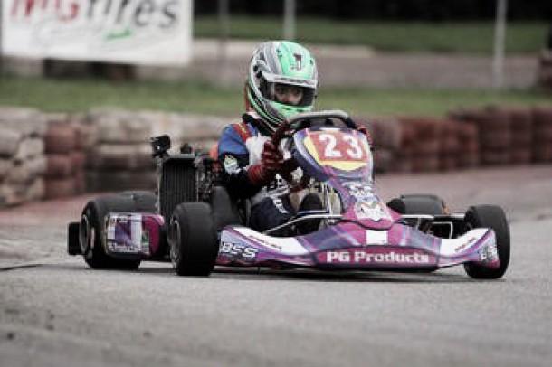 Kaio Collet chega em terceiro na etapa de Portugal do Rotax MAX Challenge Grand Finals