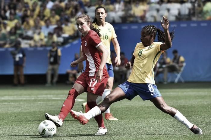 """Após nova derrota do Brasil, Formiga clama: """"Só peço que não desistam da gente"""""""