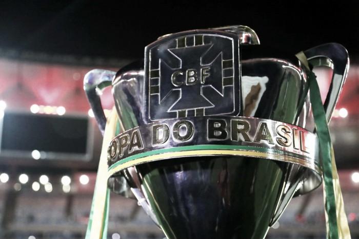 Sorteio define confrontos pela primeira fase da Copa do Brasil de 2018