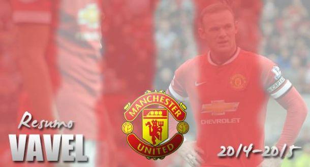Especiais Premier League 2014/15 Manchester United: altos e baixos, mas retorno à UCL