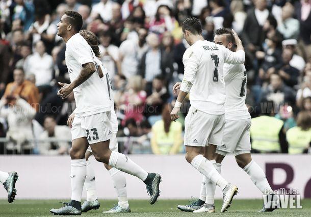 Real Madrid bate Las Palmas com tranquilidade e segue firme na liderança