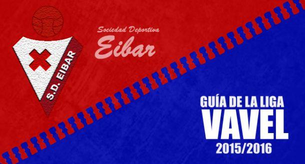 Prévias La Liga 2015/16: Eibar