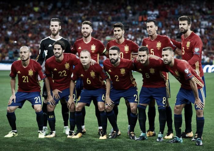 FIFA pode excluir seleção espanhola da disputa da Copa do Mundo