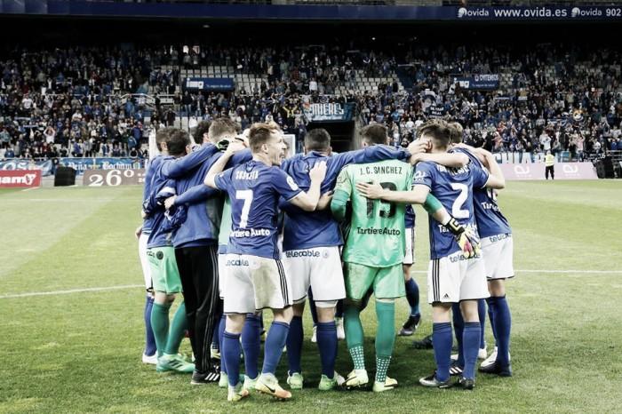 Real Oviedo - Huesca: puntuaciones del Oviedo, jornada 35 de Segunda División 2017