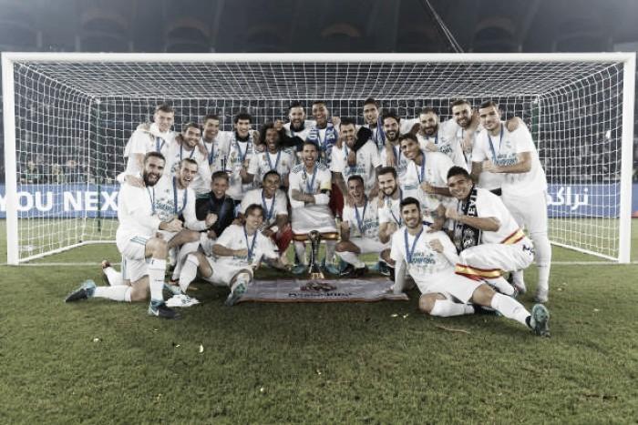 Dominante, Real Madrid termina ano como líder do ranking da Uefa pela quarta vez seguida