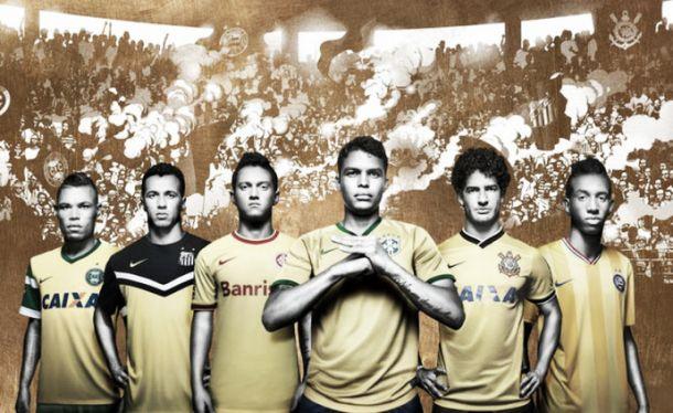 Internacional terá camisa amarela em homenagem a Seleção Brasileira
