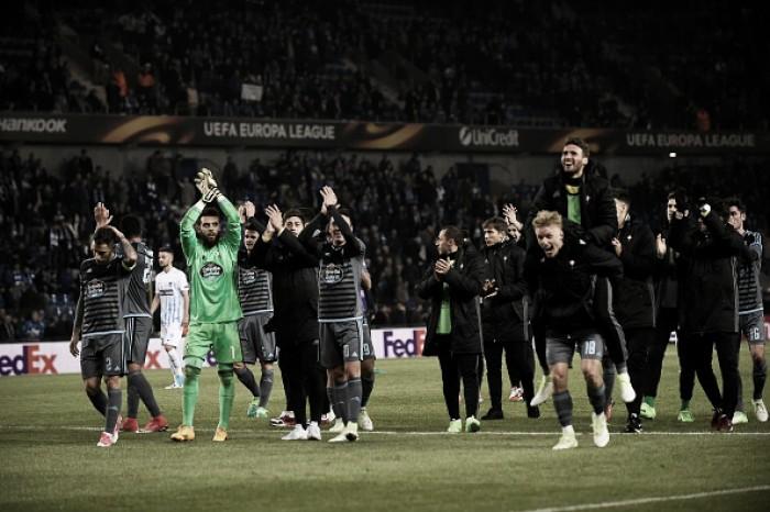 Celta segura empate com Genk e avança às semifinais da UEL de forma inédita