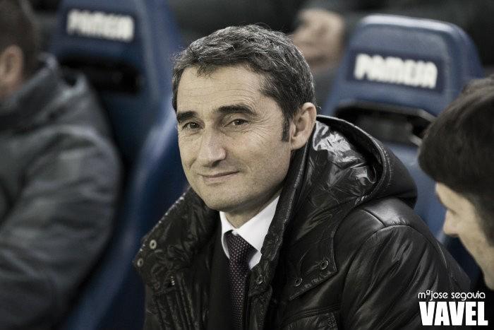 Ex-Athletic Bilbao, técnico Ernesto Valverde é oficializado como sucessor de Luis Enrique no Barça