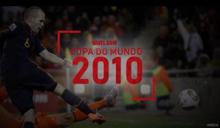 Copa do Mundo VAVEL: a história do Mundial de 2010