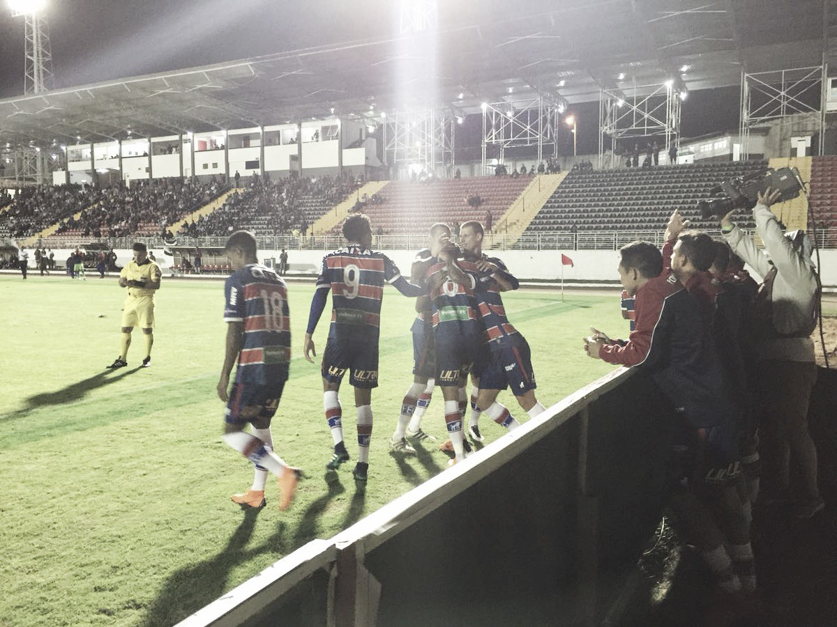 Fortaleza se impõe, vence Boa Esporte fora de casa e segue 100% na Série B