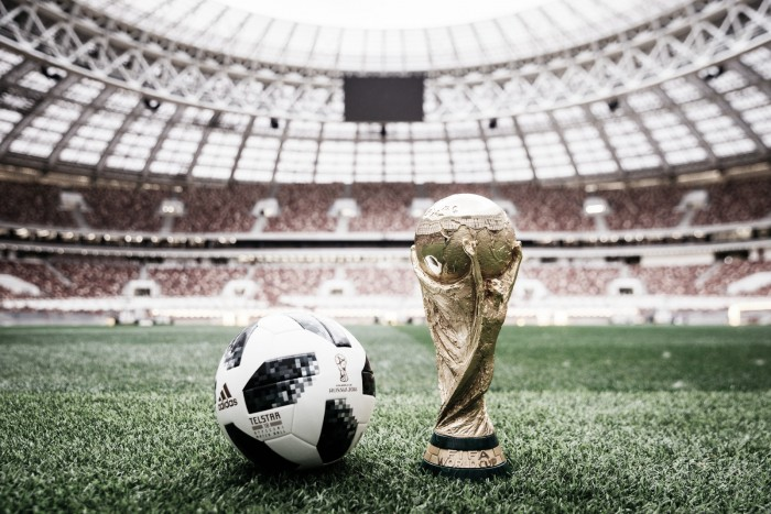 Mundial 2018 recupera
