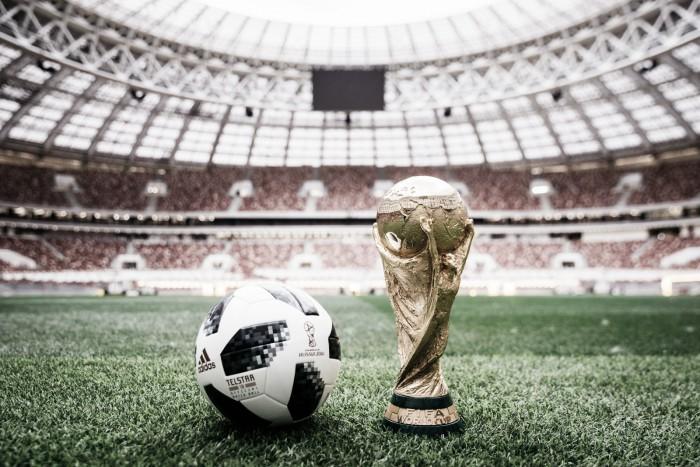 Fifa anuncia bola oficial da Copa do Mundo na Rússia
