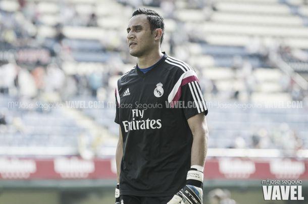"""Pai de Keylor Navas dispara contra imprensa espanhola: """"Querem um goleiro espanhol no Real Madrid"""""""