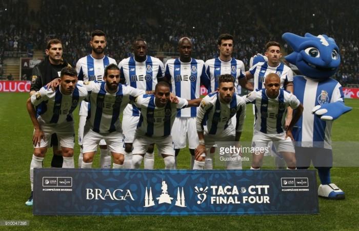 Fevereiro: um mês decisivo para o F.C.Porto