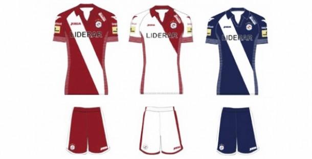 Argentinos Juniors: nuevas camisetas