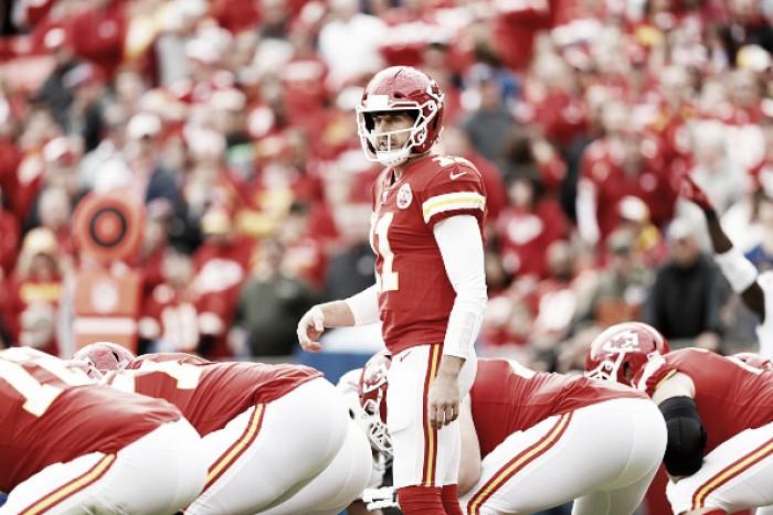 Playoffs NFL: Chiefs buscam regularidade e equilíbrio para chegar longe na pós-temporada