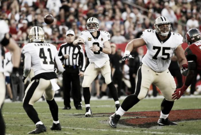 Playoffs NFL: Brees e calouros sensações têm missão de levar Saints ao sucesso
