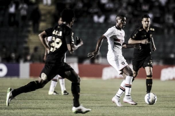 Sem Ceni, São Paulo recebe Figueirense para permanecer no G-4