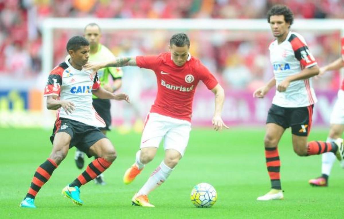 Resultado e gols de Flamengo 2x0 Internacional pelo Campeonato Brasileiro 2018