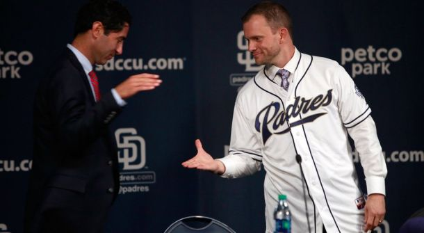San Diego Padres Hire Andy Green As New Manager
