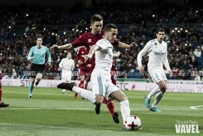 Vázquez marca dois, Real Madrid apenas empata com Numancia, mas avança na Copa do Rei
