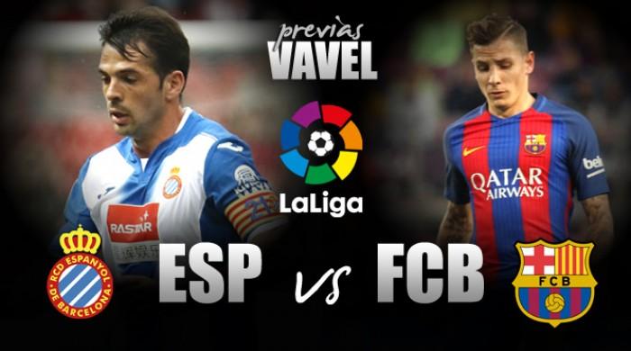 Barcelona encara Espanyol no dérbi catalão para seguir vivo na luta pelo título