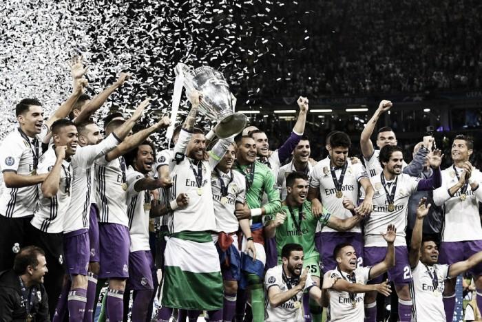 Com Real Madrid dominante, Uefa divulga lista dos 50 melhores jogadores no ano