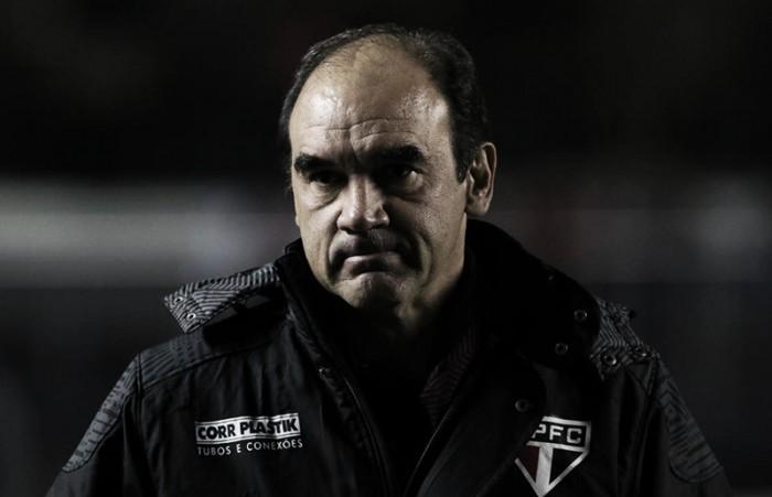 Ricardo Gomes elogia desempenho da equipe, mas lamenta eliminação